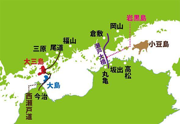 地図:フリー素材をもとに編集部作成