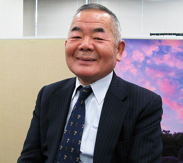 ふるさと回帰支援センター代表理事・高橋公さん(編集部撮影)
