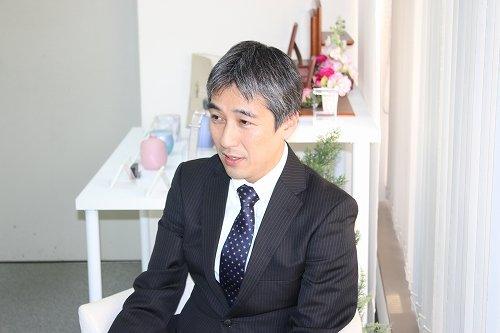 まごころ価格ドットコムの遠藤克俊社長