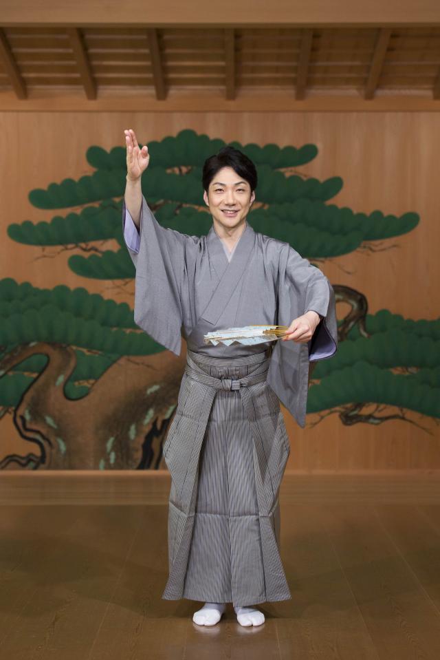 野村萬斎さんは1966年、東京都練馬区出身。父・万作さんは人間国宝(撮影/岡田晃奈)