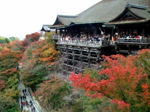 観光地の多い京都だが...