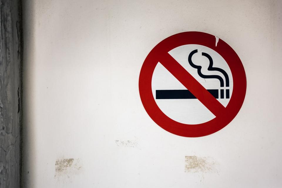 パチンコ店から煙が消える(画像はイメージ)。
