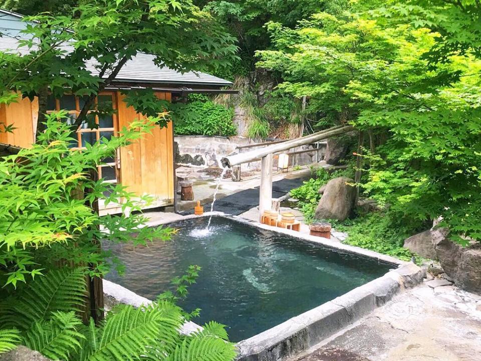 日本に数多く残る魅力的な混浴温泉