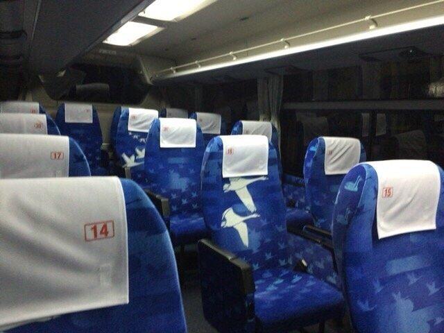 夜行バスで困るのはこんな行動(画像はイメージ)