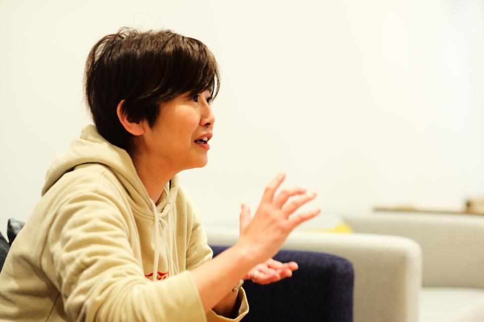 ひろしまQuestのビジョンを語る金田氏