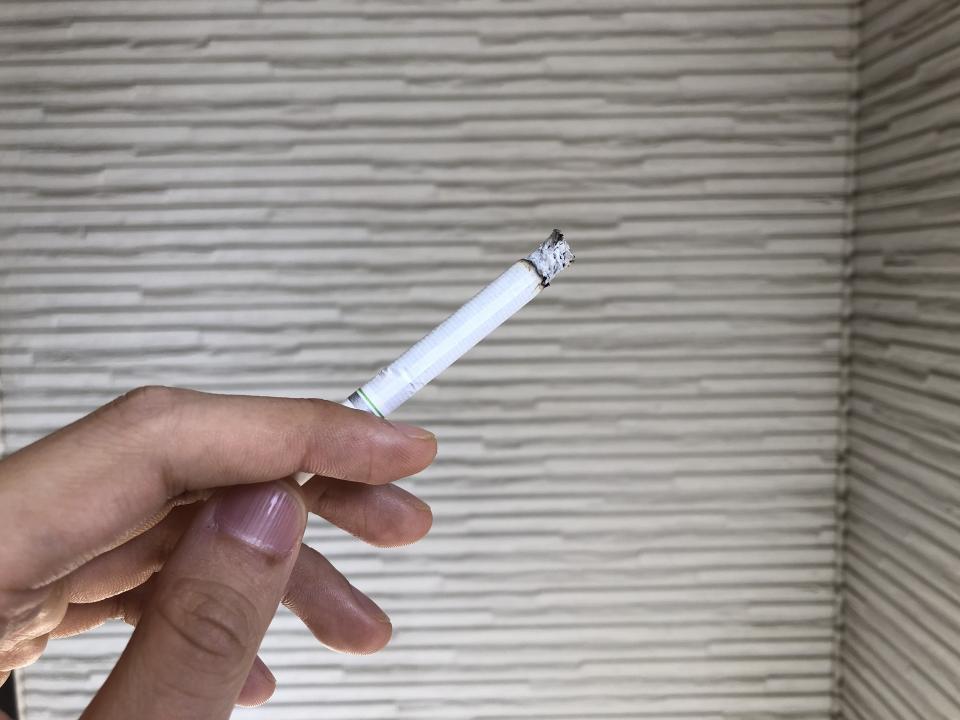 在宅勤務×タバコ問題勃発?