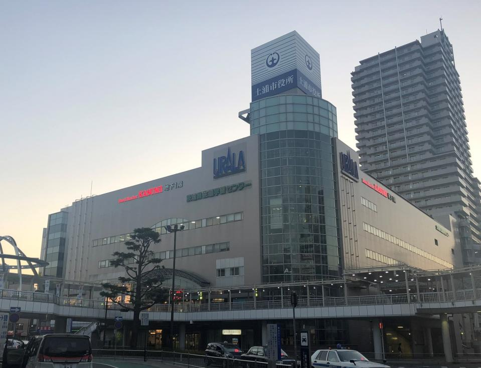 何の建物に見える?(画像は習志野地理研究会@narashino_chiriさん提供)