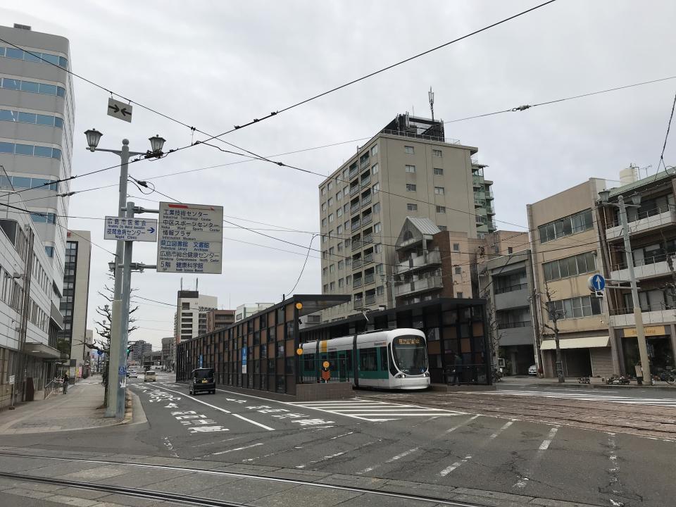 「電停共有」でバスとの乗り換えも楽に?