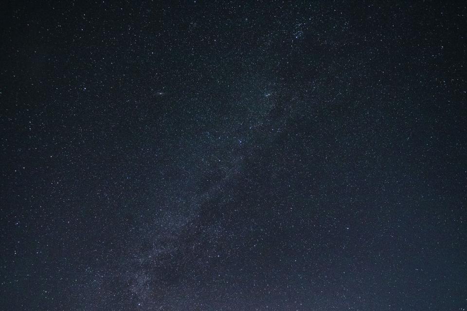 夜空(提供:西条市)
