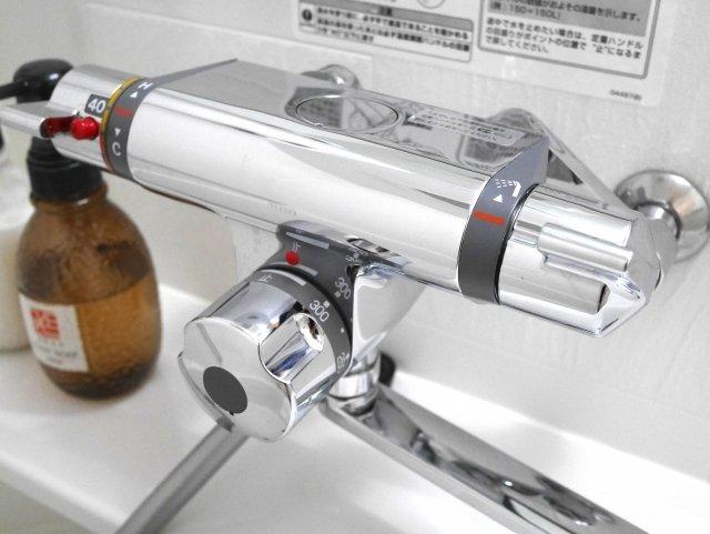 お風呂の蛇口(画像はイメージ)