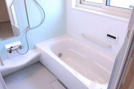 お風呂場の水が漏れた…?(画像はイメージ)