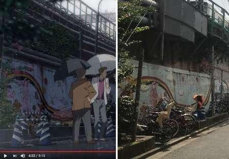 画像は東宝MOVIEチャンネルより(左)、編集部撮影(右)