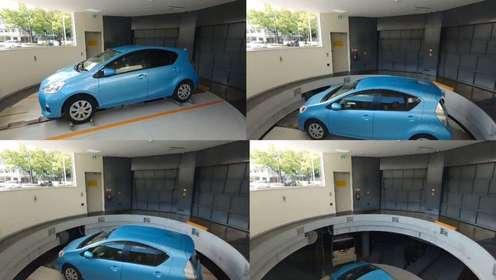 もはや観光スポット? 高知発・機械式地下駐車場「エコパーク」が特撮みたいでカッコいい