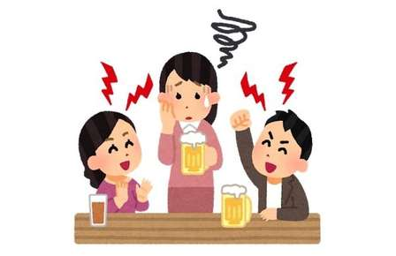 「なんで飲まないの」「空気読めよ」と言われ…(画像はイメージ)