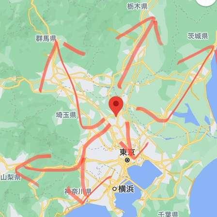 「これは最強」「日本の中心」 何もない、ワケじゃない。埼玉の魅力伝える投稿に思わず納得