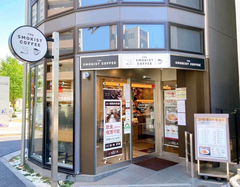 東新宿店(写真は筆者が撮影)