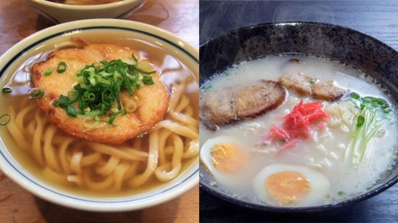 うどんとラーメン、どっちが好き? 麺好きの福岡人に「究極の2択」を迫ってみると...