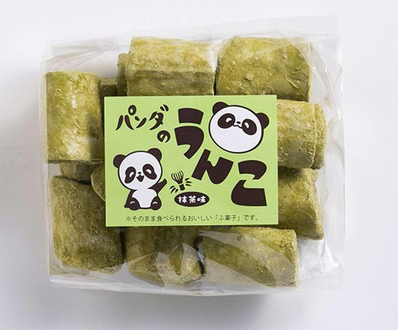 「パンダのうんこ」袋(画像提供:株式会社松尾)