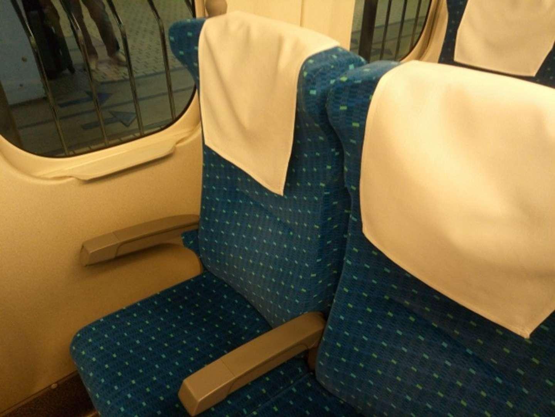 新幹線内で味わった不愉快な思い出(画像はイメージ)