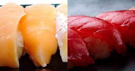 お寿司の人気ネタ頂上決戦! マグロvsサーモン...あなたが好きなのは、どっち?