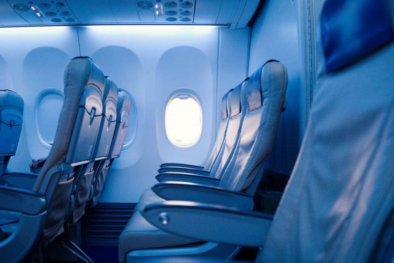 飛行機トラブル(画像はイメージ)