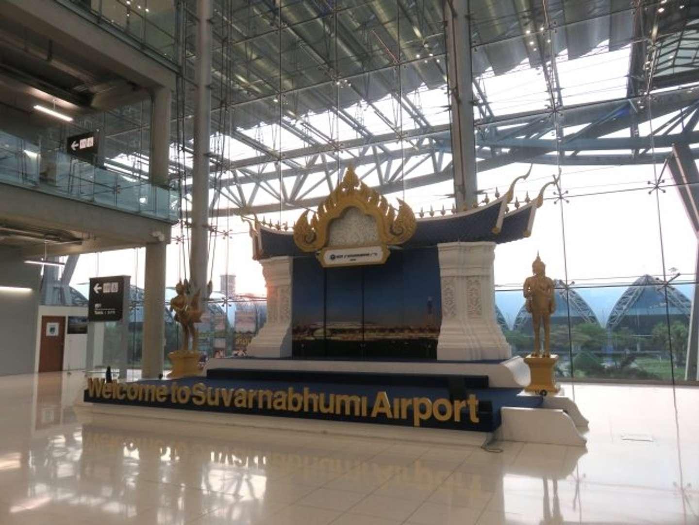バンコクの空港で体験した「旅先いい話」(画像はイメージ)