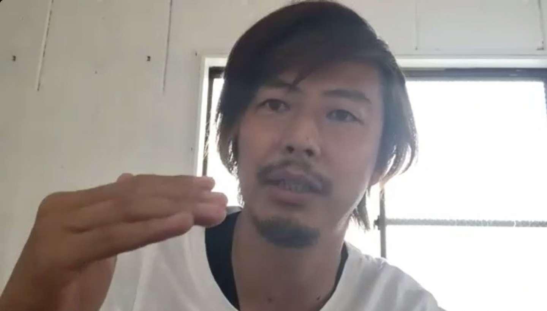 松川さん。「広島からラブ&ピースを発信したい」とまちづくりに取り組む。気さくで、人を惹きつける魅力の持ち主
