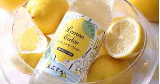果汁3%でも、レモン感たっぷり 「一度飲んでみたいご当地サイダーランキング」1位の実力