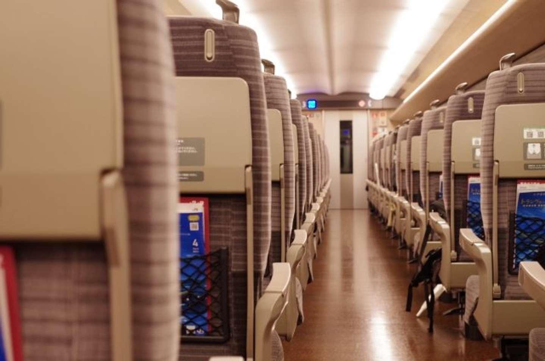 品川行きの新幹線内で体験した「旅先いい話」(画像はイメージ)