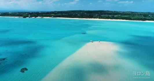 ここが鹿児島...だと? エメラルドの海に浮かぶ「東洋の真珠」与論島が美しすぎる