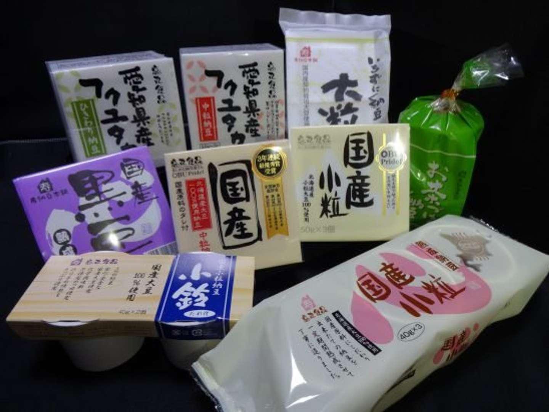高丸食品のウェブサイトより、中央が「伝説」https://takamarusyokuhin.com/