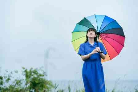 クルクル回すのはNG! 傘の正しい「水の切り方」知っていますか?