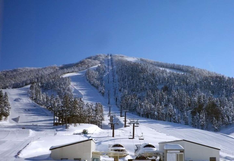 島根県のスキー場で体験した【旅先いい話】(画像はイメージ)