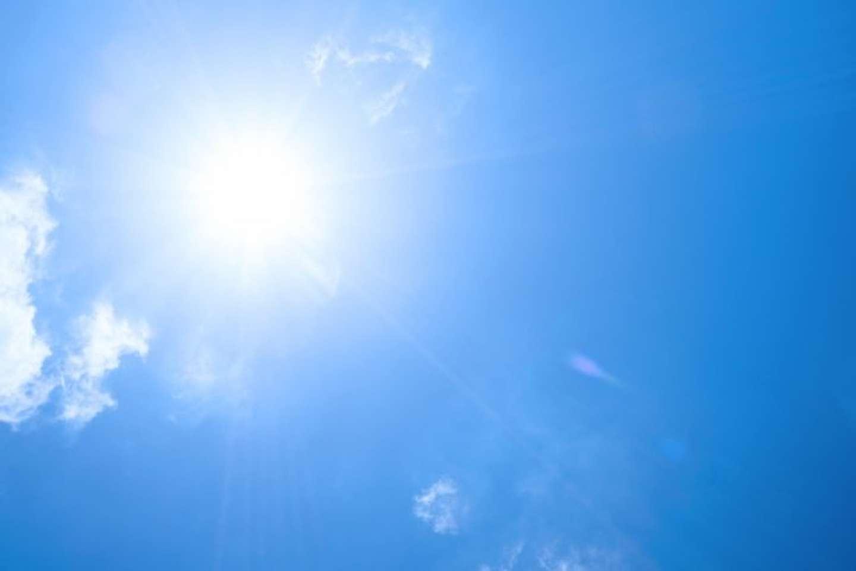 夏の日差し、恐るべし(画像はイメージ)
