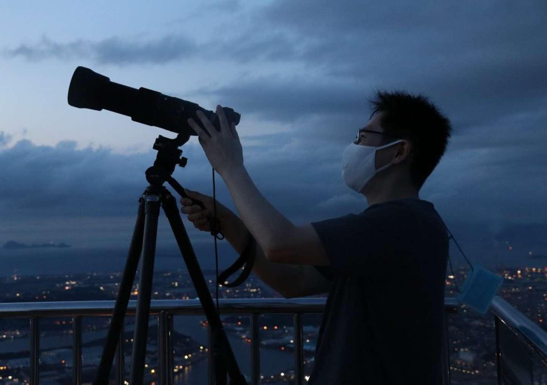 北九州市在住のアマチュアカメラマン・戸次貴之さん
