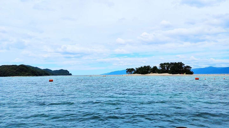 身近な無人島、水島