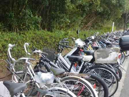 盗まれた自転車を、勝手に取り返したら法律違反ってマジ?