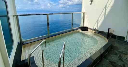 これが船の上...だと? 横須賀と新門司をつなぐフェリーに「風呂好きなら乗った方がいい」理由