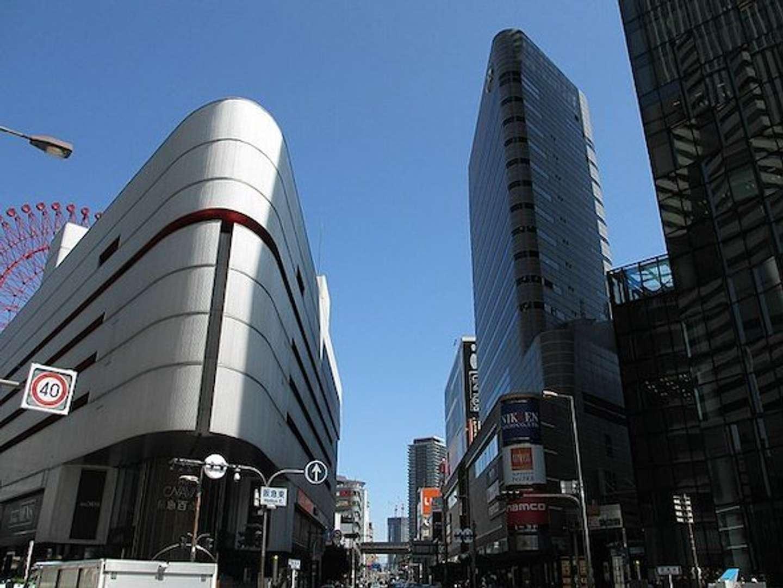 東梅田(2013年)(DVMGさん撮影、Wikimedia Commonsより)