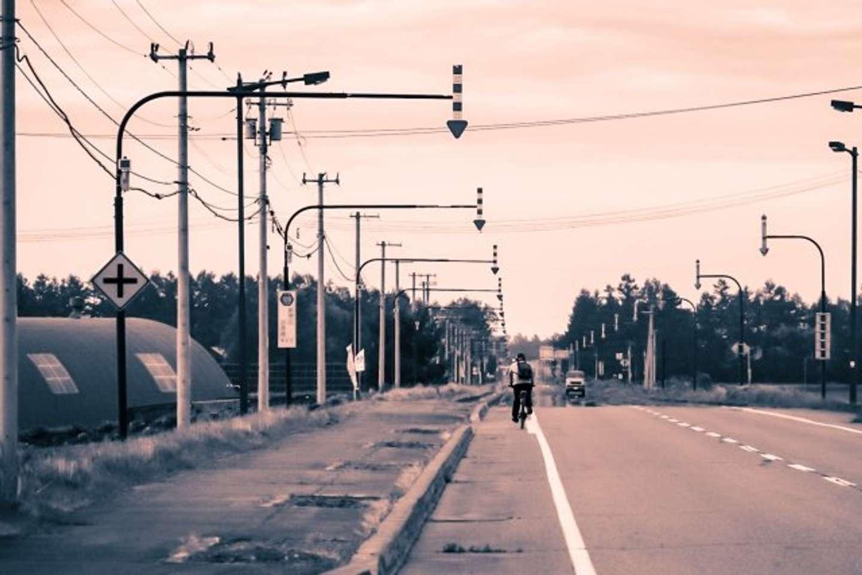 行き当たりばったりな自転車旅の途中で......(画像はイメージ)