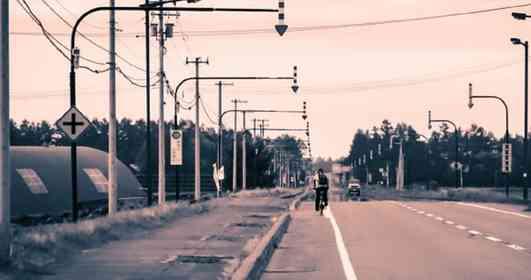 「自転車での旅の途中、急に足から力が抜けた。フラフラになりながら見つけた店に入ったら...」(青森県・40代男性)
