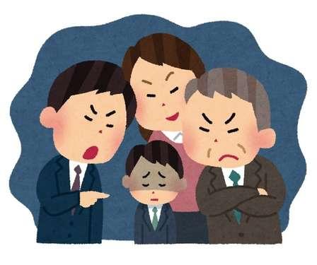 職場トラブル発生中…(画像はイメージ)
