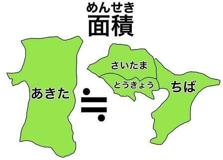 「秋田県の人口減少ヤバすぎる」 秋田と首都圏を比較した図から伝わる危機感がすごい
