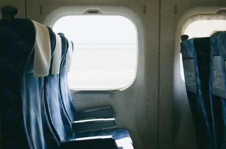 私の座席なのに…(画像はイメージ)